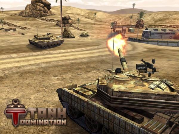 Tank Domination  выйдет только на iOS-устройствах