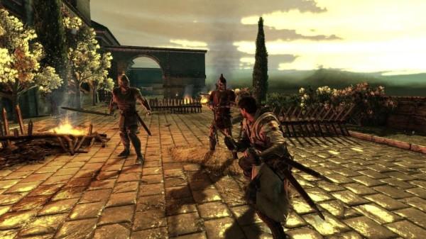 Коротко об игре The Cursed Crusade