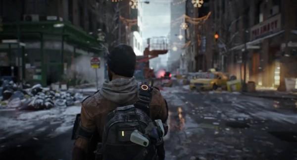 Tom Clancy's The Division: немного о геймплее