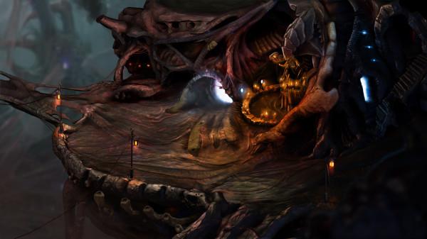 В игре Torment: Tides of Nemenera будет пошаговая боевая система