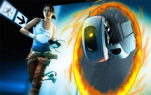 Компания Valve выпустила  Portal 2