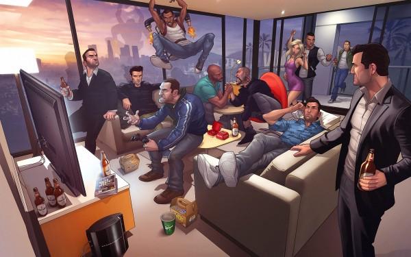 Самые лучшие игры года на платформы: PS4, PS3, PC
