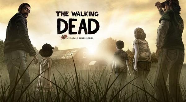 Обзор игры The Walking Dead