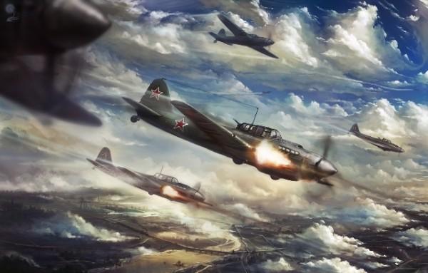 Улучшенная War Thunder