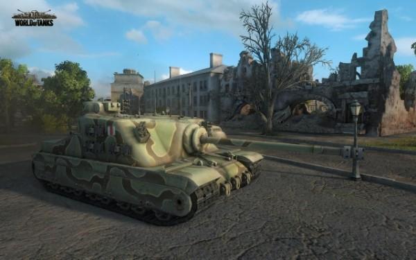 World of Tanks пополнится дополнениями