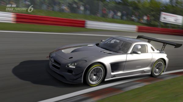 Gran Turismo 6 анонсировали в Испании