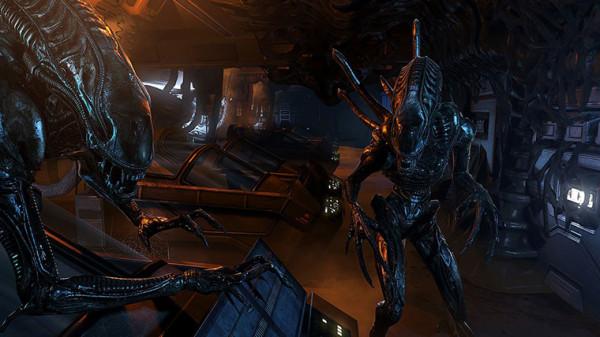 Сега и их новый проект Aliens: Isolation