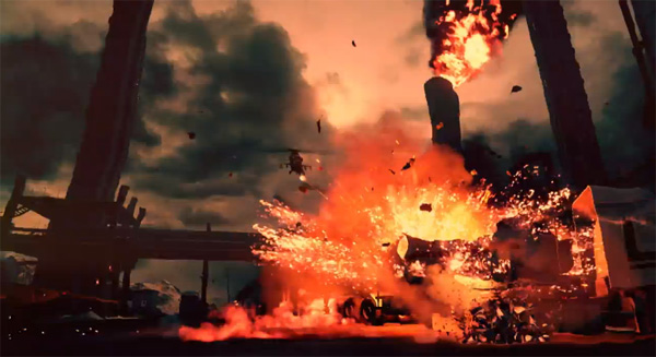 Ознакомление с дополнением к Battlefield 4 посредством Геймгуру