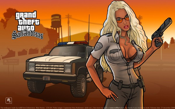 GTA: San Andreas входит ОС Android
