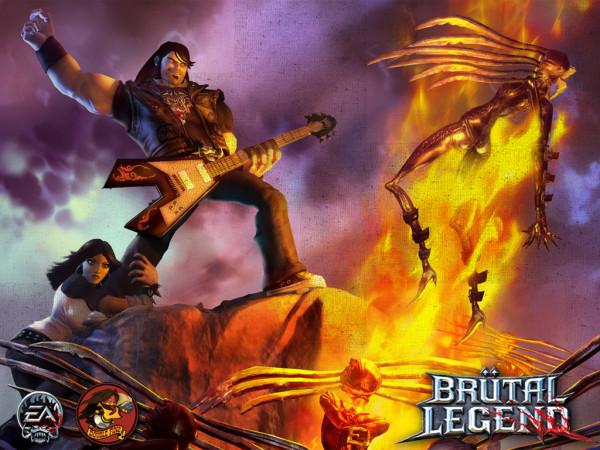 Непростая судьба игры Brutal Legend