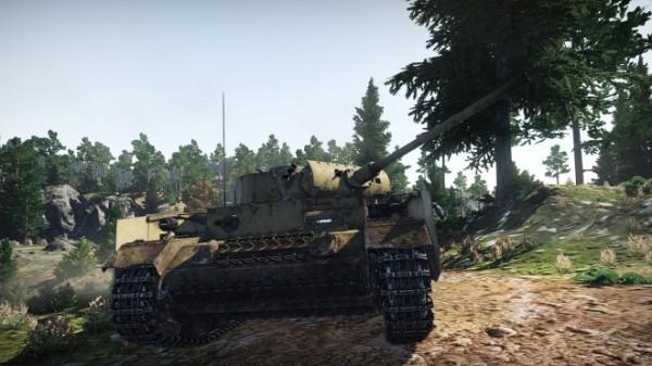 В War Thunder прошли первые испытания танков