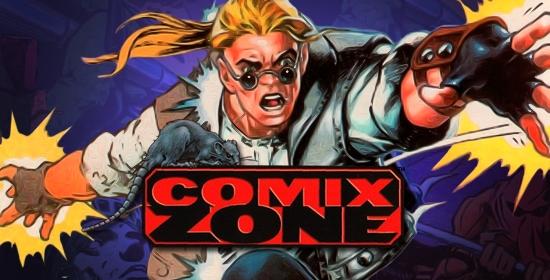 Игра Comix Zone о крутых менах и героях