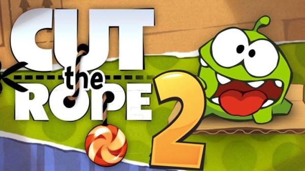 В Cut the Rope 2 можно сыграть драконом