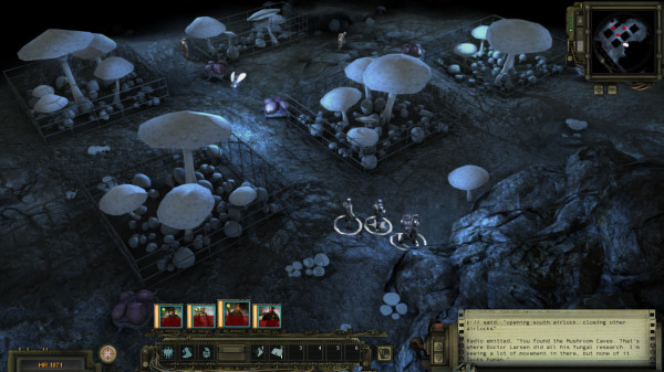 Wasteland 2  пошаговая игра