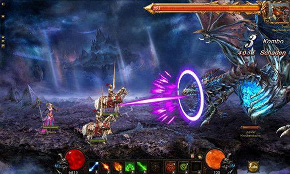 В Demon Slayer пошаговые бои и красивая графика