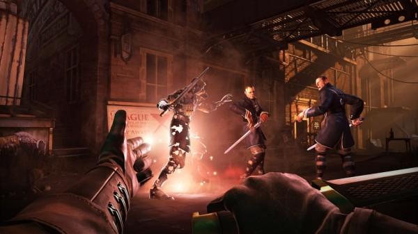 Что изменилось в Dishonored: The Knife of Dunwall
