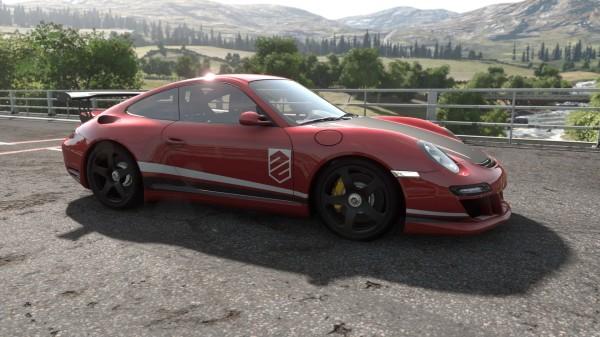 Вышел ролик с игрой Driveclub