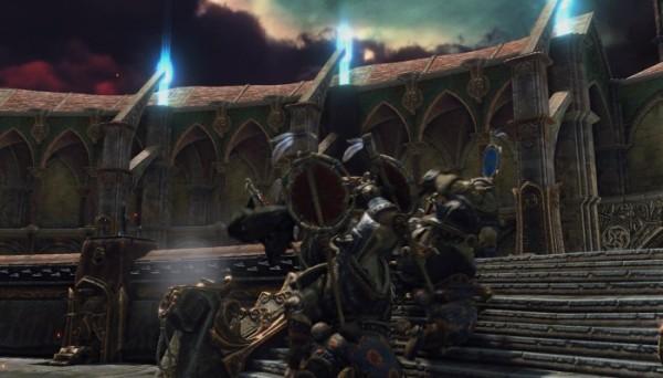 Panzar: Forged by Chaos очередное пополнение контентом