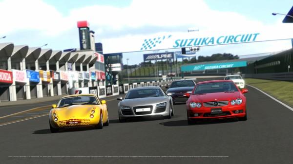 Gran Turismo  мировой лидер игровой индустрии