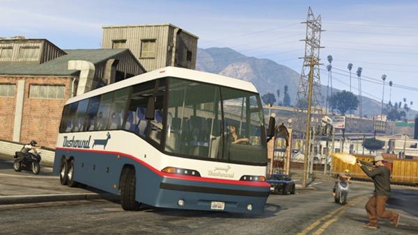 Режим GTA в GTA Online