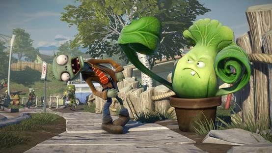 Новый режим для игры Plants vs Zombies: Garden Warfare