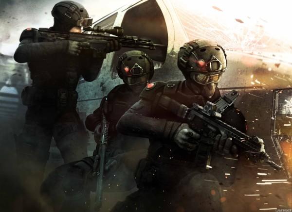 Релиз Rainbow Six: Patriots состоится не скоро