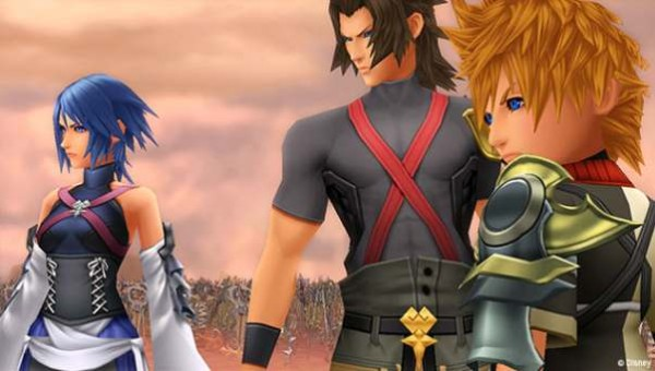 Square Enix показала видео Kingdom Hearts HD 2.5 Remix