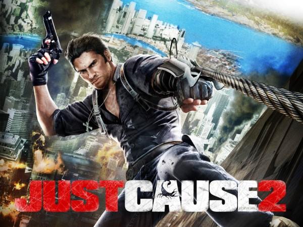 Just Cause 2 – начало тестирования