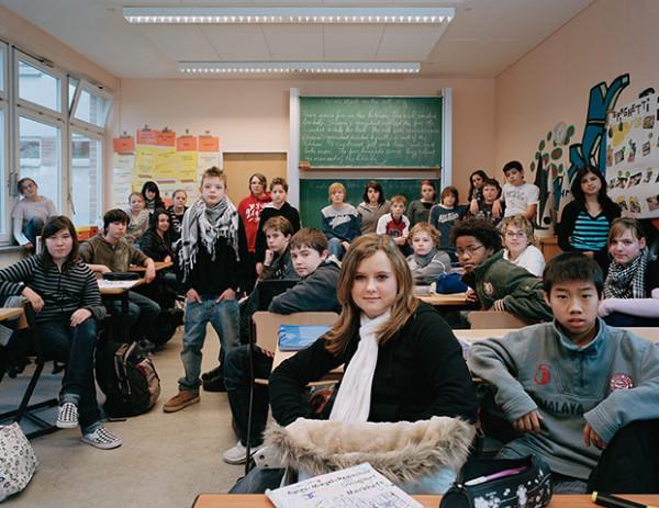 School Agnes-Miegl-Realschule, Düsseldorf, Germany
