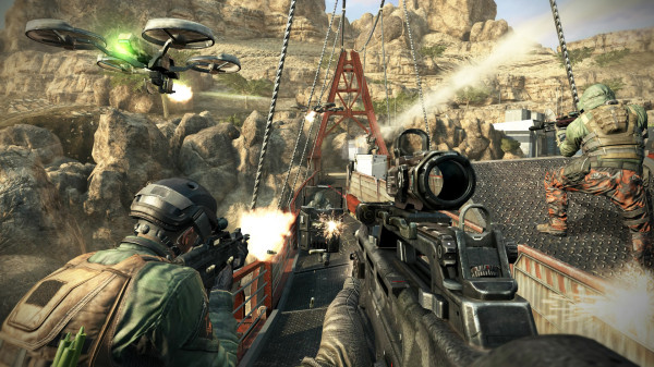 Call of Duty: Black Ops 2. Ядреный трэш снова в строю