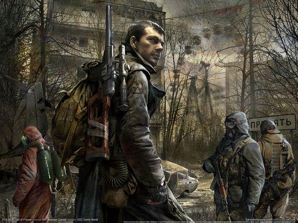 S.T.А.L.K.E.R.: Cаll оf Prypiаt 6 :геймеры побывают в заснеженном Чернобыле