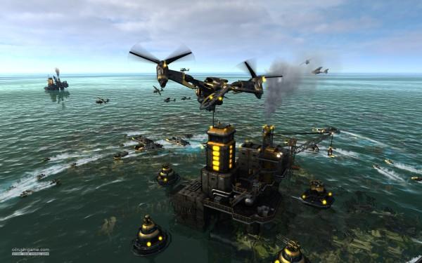 Главная загвоздка в игре OilRush?