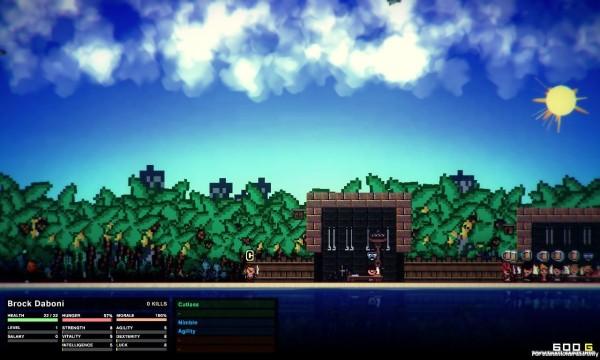 Разработчики Pixel Piracy организовали раздачу игры на Битторренте