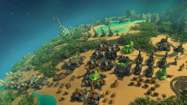 Когда ждать игру Planetary Annihilation?