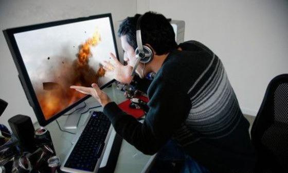 В Южной Кореи считают, что компьютерные игры - это наркотик