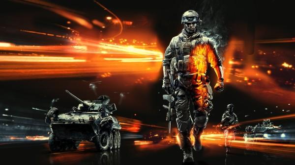 Новое дополнение для Battlefield