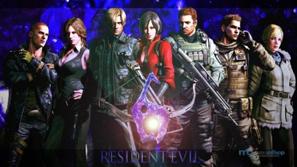 Скоро появится Resident Evil 6