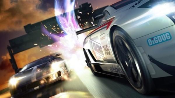 Очередная игра серии Ridge Racer