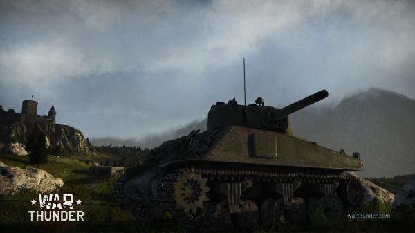 Закрытый тест воздушной и наземной техники в War Thunder