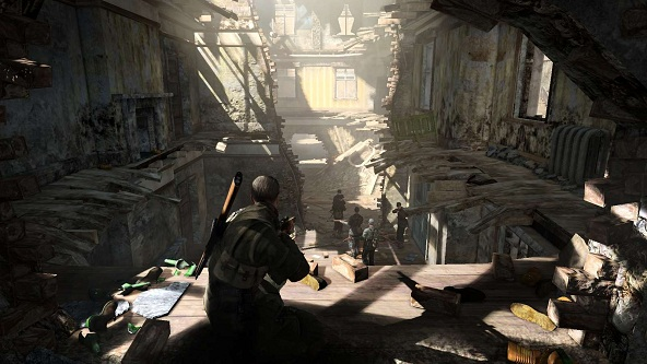 Скоро выйдет Sniper Elite 3