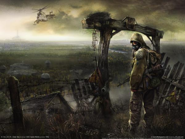 Любители компьютерных игр зачастили в Чернобыль?