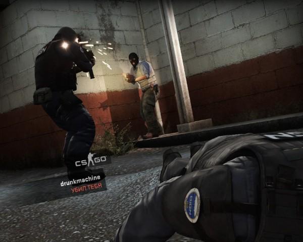 Обзор Counter Strike 1.6