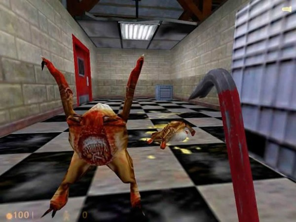 Valve хочет заключить контракт с Half-Life 3