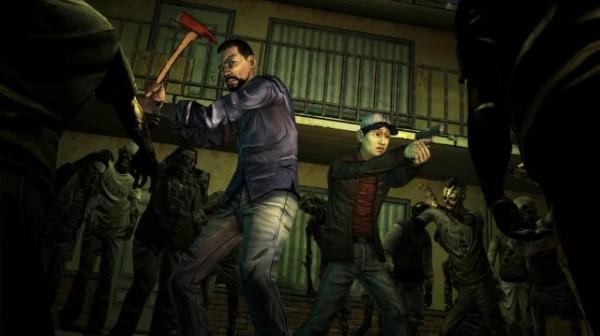 Вторая часть The Walking Dead показала новую историю
