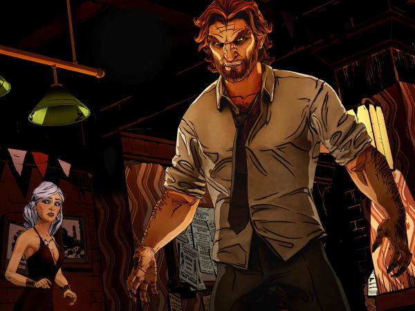Релиз второго эпизода The Wolf Among Us