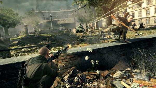 Удалось ли Rebellion реализовать свой потенциал в игре Снайпер Элит В2?