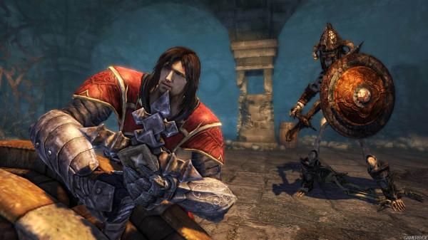 ПК-версия Castlevania: Lords of Shadow