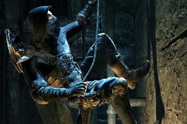 Скоро выйдет новая часть  Thief о воре Гаррете