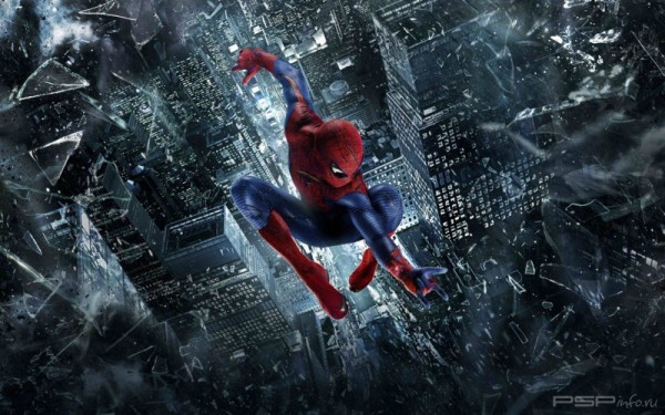 Вышел трейлер игры Amazing Spider-Man 2
