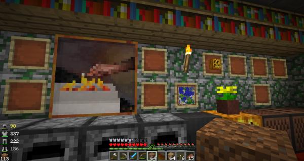 Mojang разработал новое обновление Minecraft 1.7.4 (0)